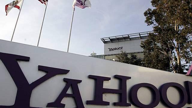Yahoo-Zentrale in Kalifornien