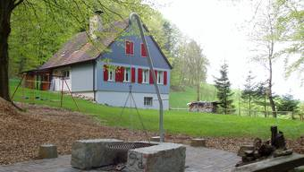 Zu wenig Betrieb für die Jungen? Naturfreundehaus auf der Gislifluh.