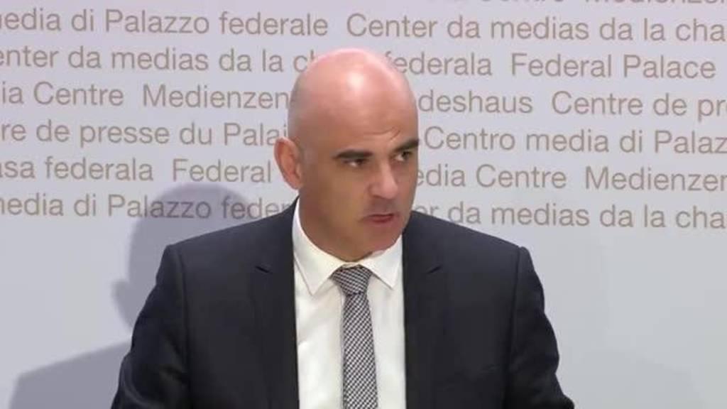 Komplette Pressekonferenz des Bundes vom 27. März 2020