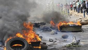 Strassenblockaden der Indios in Panama