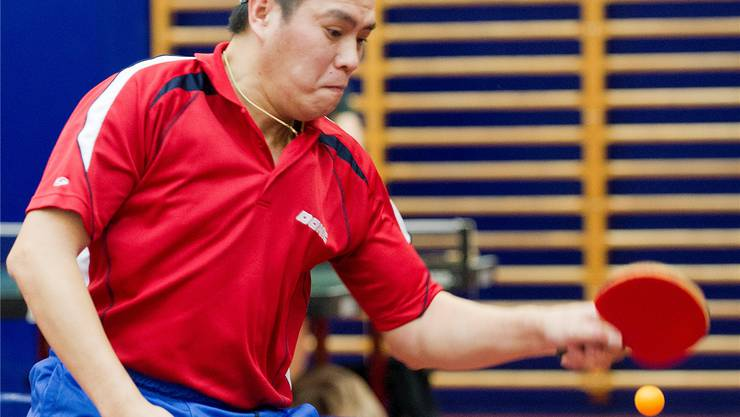 Chi Thi Van musste sich im Endspiel seinem 24 Jahre jüngeren Widersacher geschlagen geben.