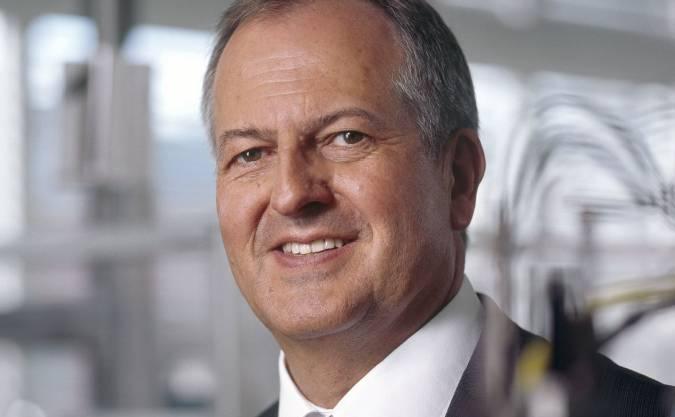 Anton Lauber ist Verwaltungsratspräsident