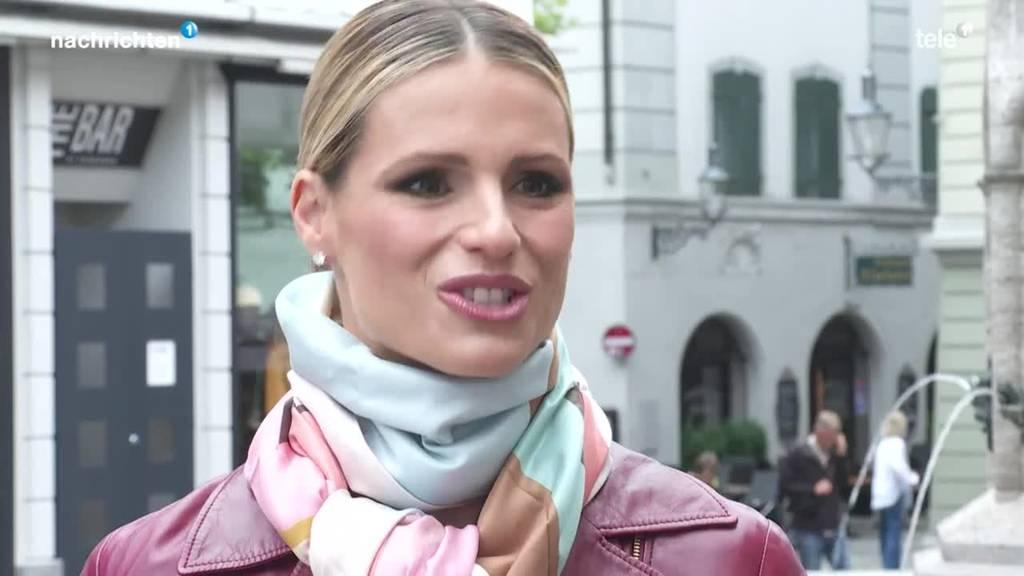 Luzern Tourismus wirbt mit Michelle Hunziker für mehr Gäste