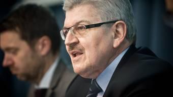 Finanzdirektor Roland Brogli