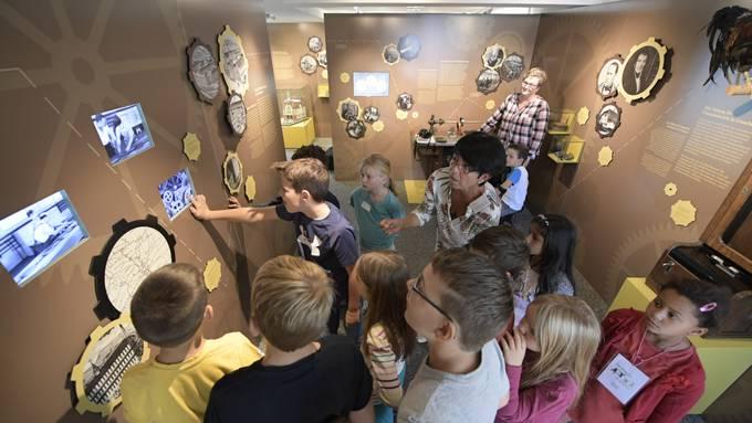 Der Ferienpasskurs im Kultur-Historischen Museum. (Archiv)