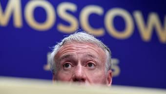Didier Deschamps brachte Frankreich zurück auf den Erfolgsweg