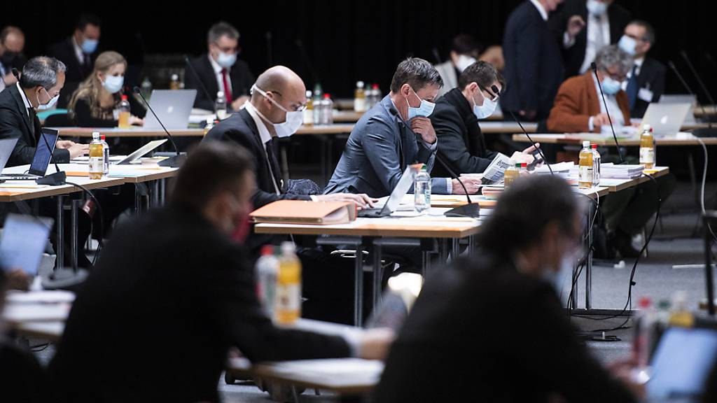 Der St. Galler Kantonsrat hat am Dienstag finanzielle Unterstützung für die Spitäler wegen der Ausfälle während des ersten Lockdowns beschlossen.