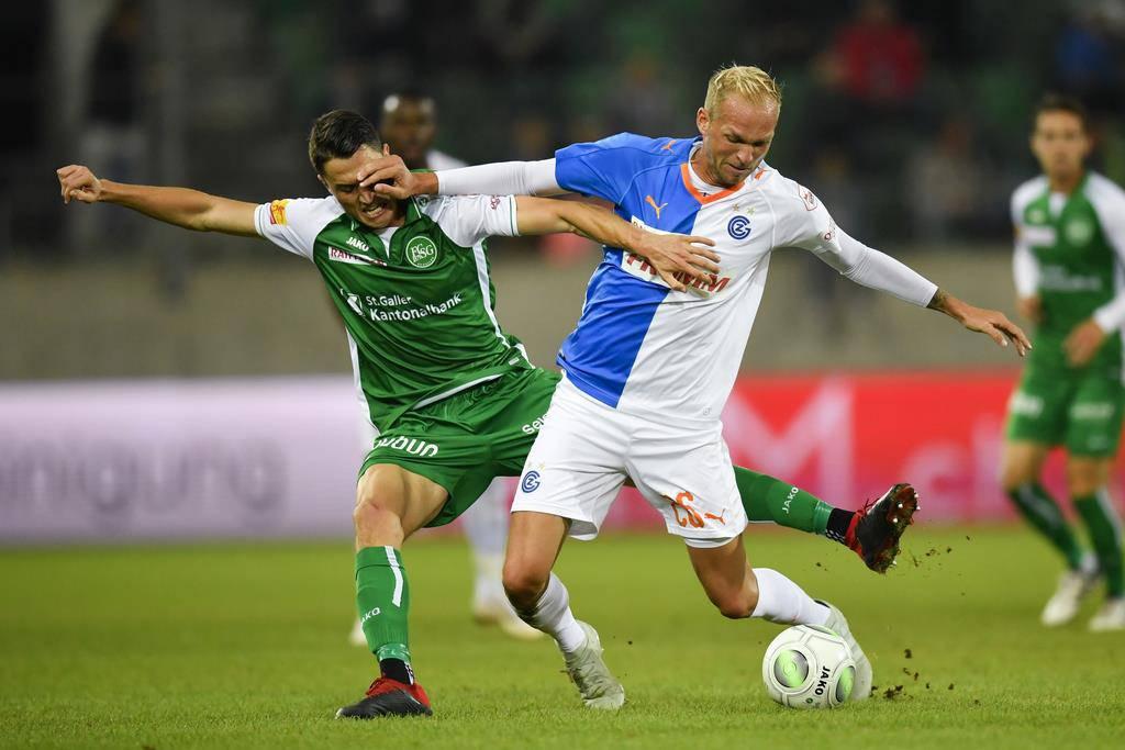 Der FC St.Gallen empfängt GC