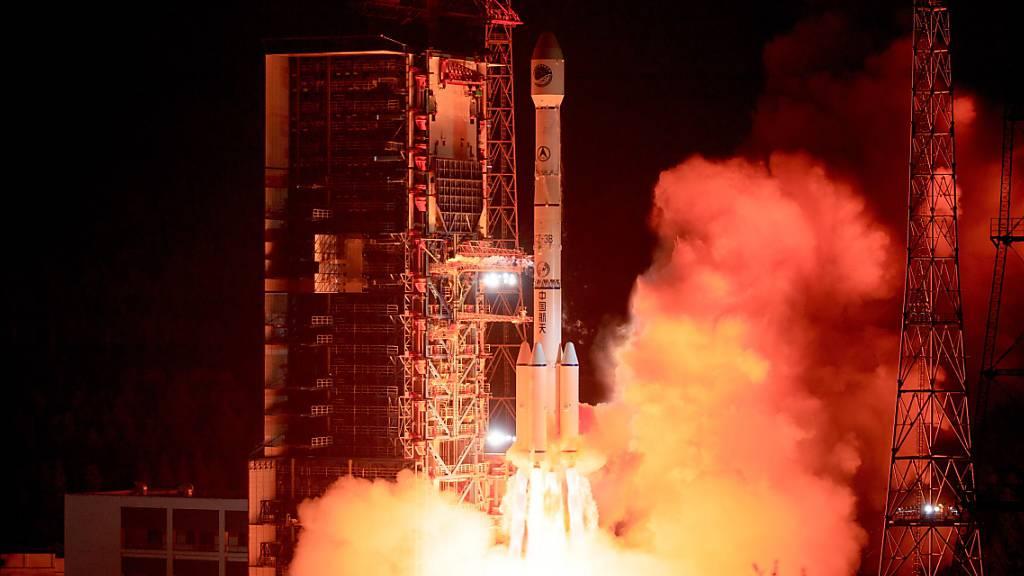 China verschiebt Beidou-Satellitenstart wegen technischer Probleme
