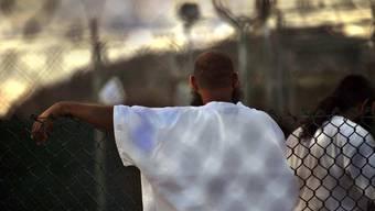 Es war ein erklärtes Ziel von Barack Obama, das umstrittene Gefangenenlager Guantanamo zu schliessen. Doch der Kongress machte ihm einen Strich durch die Rechnung. (Archivbild)