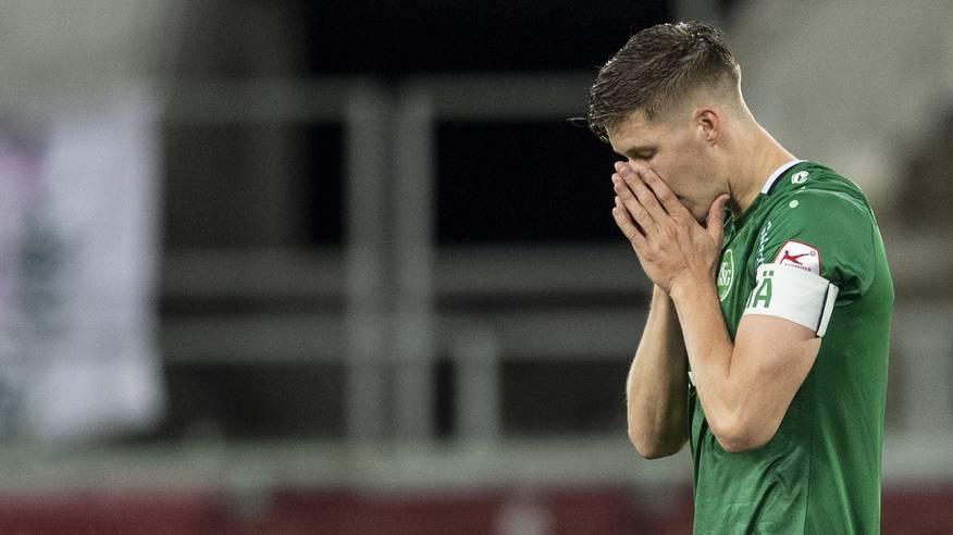 Bittere Niederlage: Der FCSG verliert gegen Basel 0:5