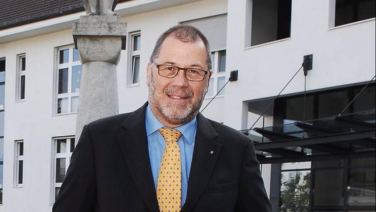 Alfred Zimmermann, der ehemalige Direktor des Regionalspitals Leuggern. (Archiv)