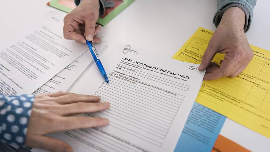 In Luzern werden bis zu 8 Prozent mehr Sozialhilfebezüger erwartet