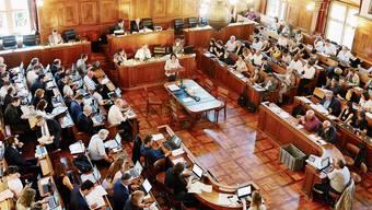 Mehr Geld für mehr Aufwand: Der Kantonsrat will seine eigene Entschädigung erhöhen.Bild: Marc Dahinden