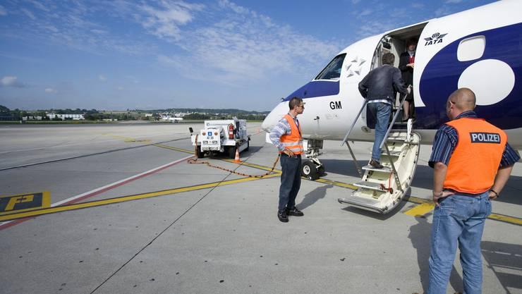 Ausschaffung Flüge