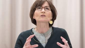 Grünen-Präsidentin Regula Rytz.