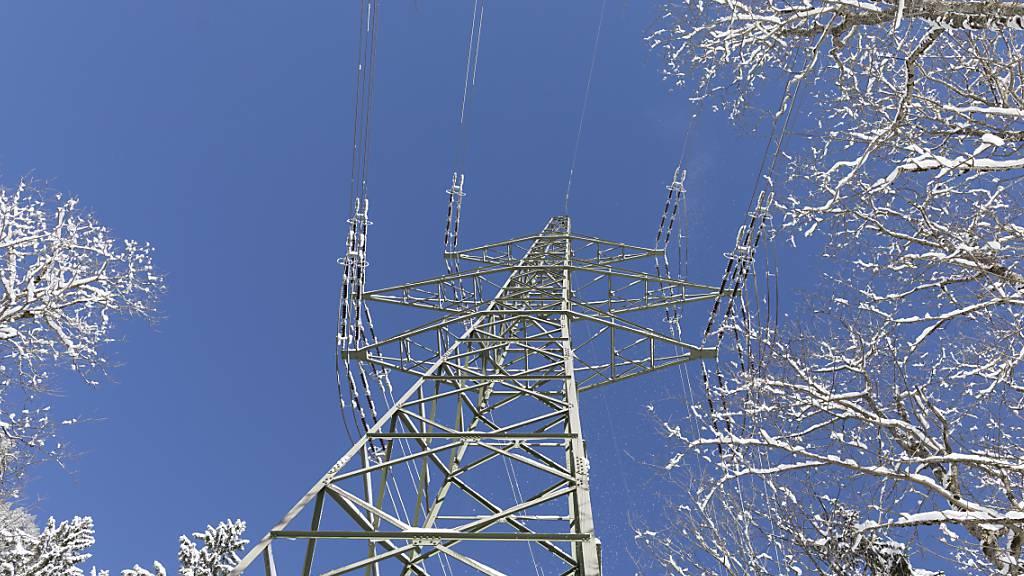 Eine langandauernde Strommangellage im Winter gilt derzeit nach Einschätzung des Bevölkerungsschutzes als eines der grössten Risiken für die Schweiz. (Archivbild)