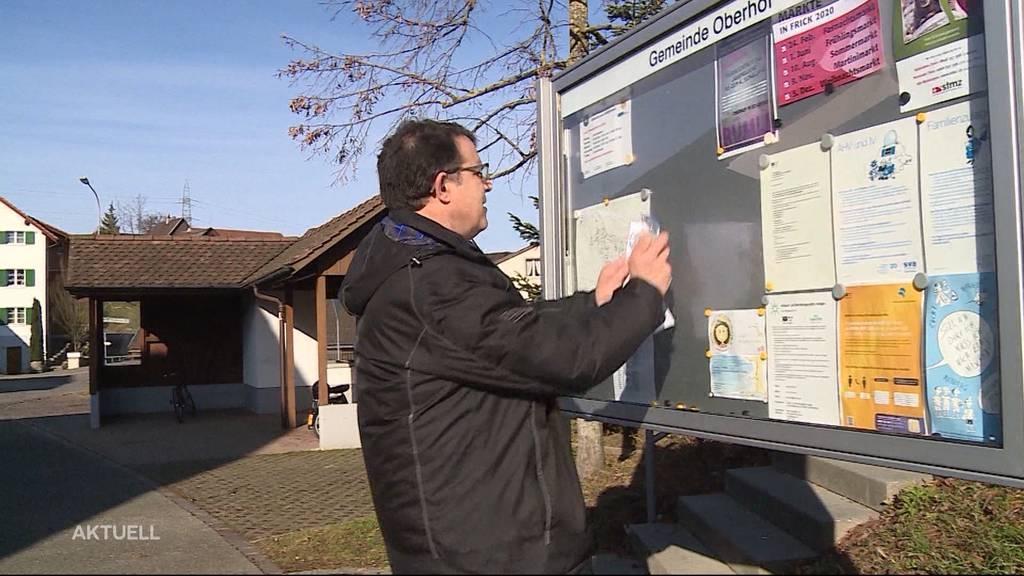 Neue Abstimmungs-Regelung sorgt bei Aargauer Gemeinden für Ärger