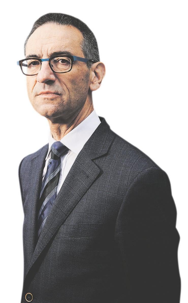 Stefan Holenstein, Präsident Schweizerische Offiziersgesellschaft