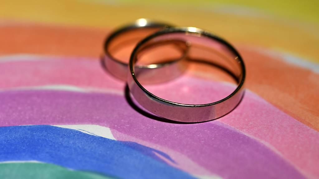 Unterschriften für Referendum zu «Ehe für alle» offenbar beisammen