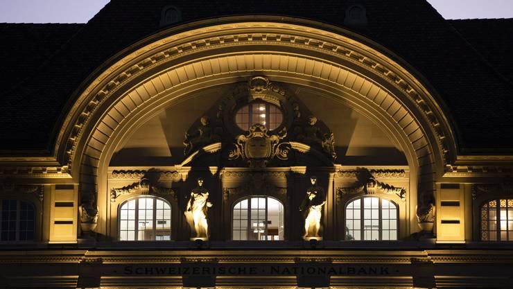 Erwartet für 2020 einen Gewinn von rund 21 Milliarden Franken: Die Schweizerische Nationalbank.