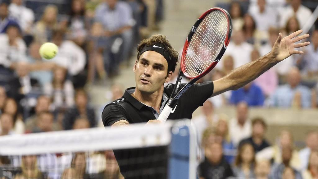 Roger Federer bald wieder Weltnummer 1