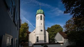 Unbekannte störten am 24. Dezember den Weihnachtsgottesdienst in der Reformierten Kirche Kleinhüningen. (Archivbild)