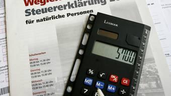 Je länger je mehr soll der Papierkram für den Steuerzahler ein Ende haben.