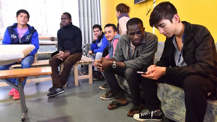 Tag der offenen Tür im Asylzentrum