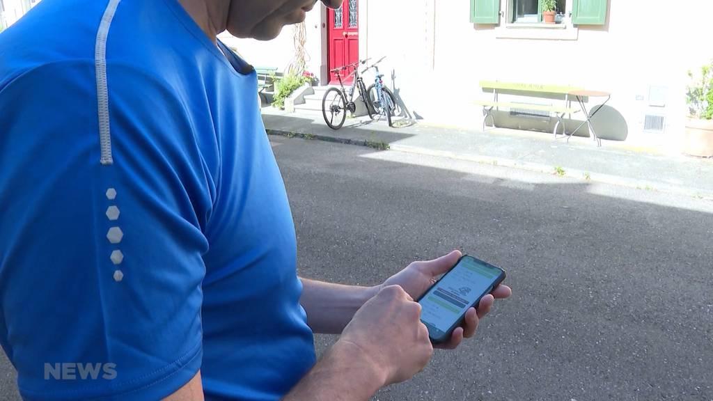Virtueller GP Bern: 3'000 absolvierten Trostpflaster-Lauf