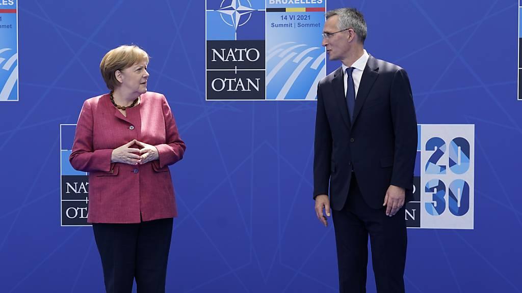 Merkel spricht von Neuanfang – China rückt in den Fokus