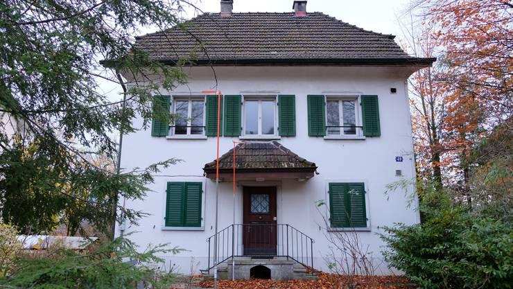 Zürcherstrasse 49: Das Haus ist eine von drei Liegenschaften, die die Oberengstringer Finanzen 2017 und 2018 stark prägen. Es geht um über drei Millionen Franken.
