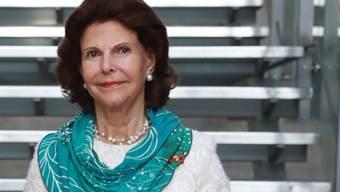 Königin Silvia ist am 23. Dezember 2016 nach einem Schwindelanfall für kurze Zeit ins Spital eingeliefert worden. Am 25. Dezember war sie wieder bei ihrer Familie (Archiv)