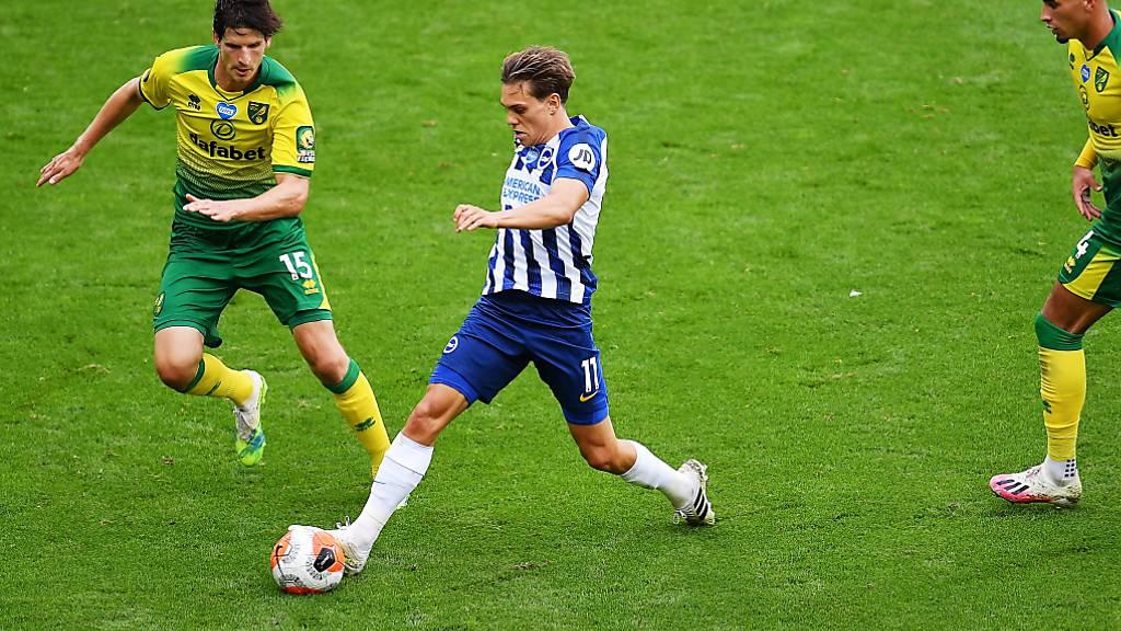 Die Chancen von Aufsteiger Norwich sinken