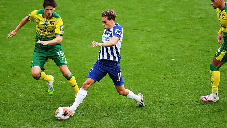 Verteidiger Timm Klose steht mit Norwich City vor dem Abstieg aus der Premier League