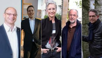 Die Basler CVP-Leitung schlägt folgende Kandidaten für den Nationalrat vor: Remo Gallacchi, Daniel Albietz, Andrea Strahm, Oswald Inglin und Markus Lehmann.
