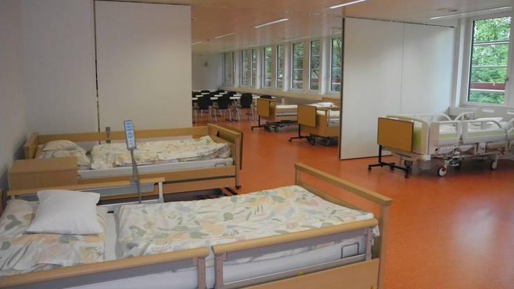 Die Übergriffe sollen zwischen 2008 und 2011 passiert sein und kamen ans Licht, weil eine Frau den Pfleger angezeigt hatte.