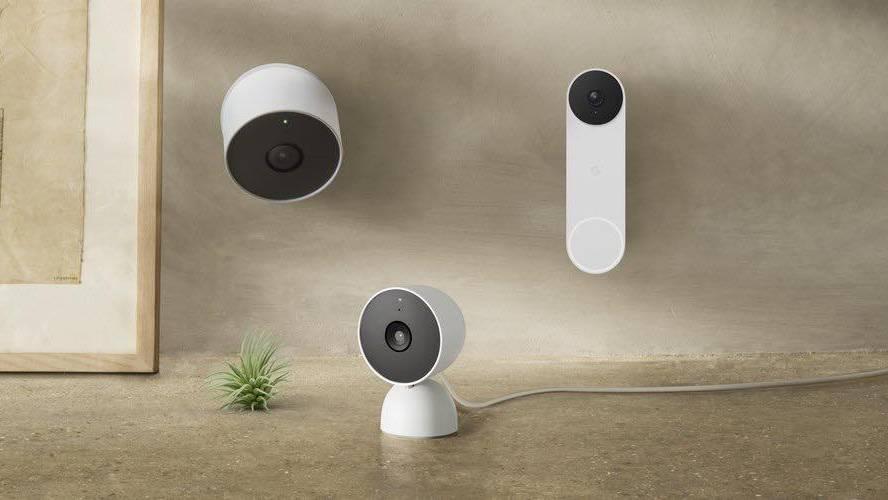 Nest Doorbell und Nest Cam - Die neuen Überwachungs-Gadgets von Google