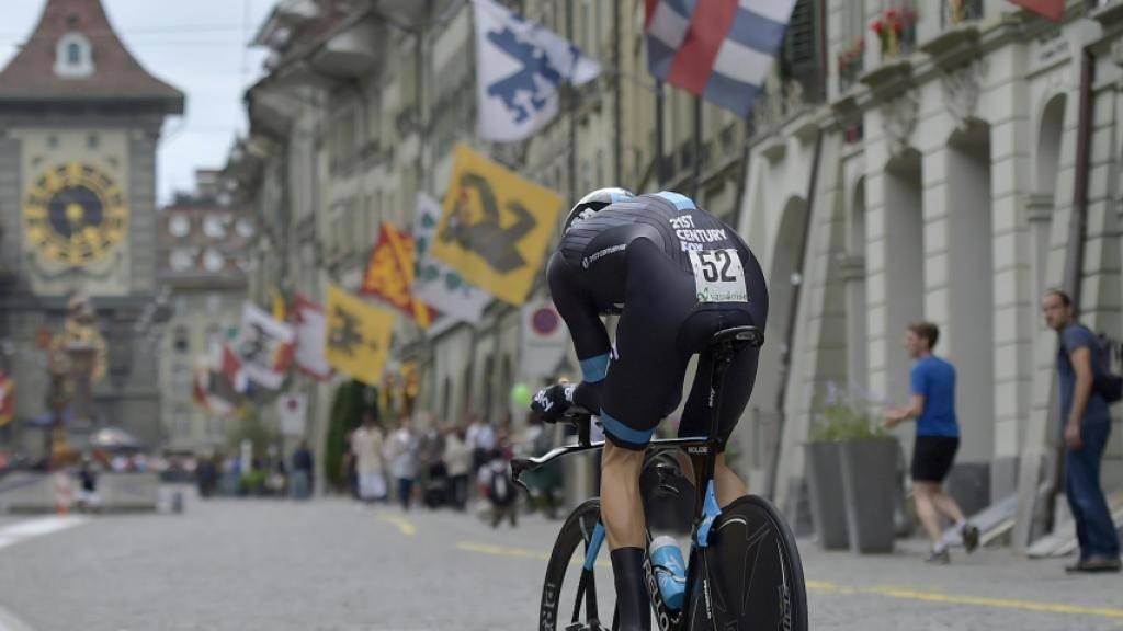Bern steht einmal mehr im Etappenplan der Tour de Suisse