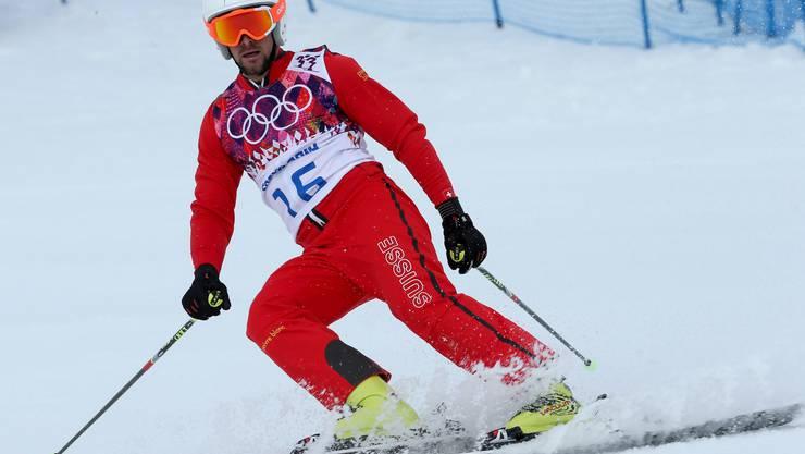 Armin Niederer schaffte es als einziger Schweizer über den Viertelfinal hinaus
