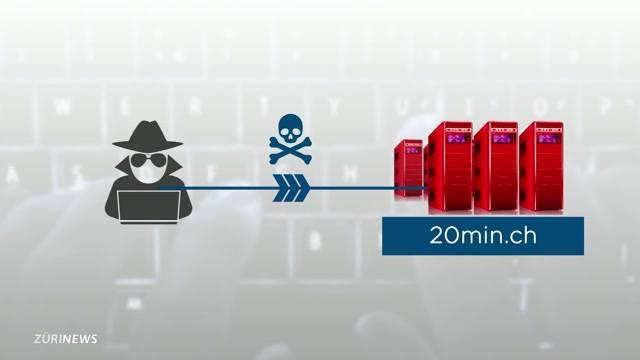 20 Minuten von Trojaner infiziert