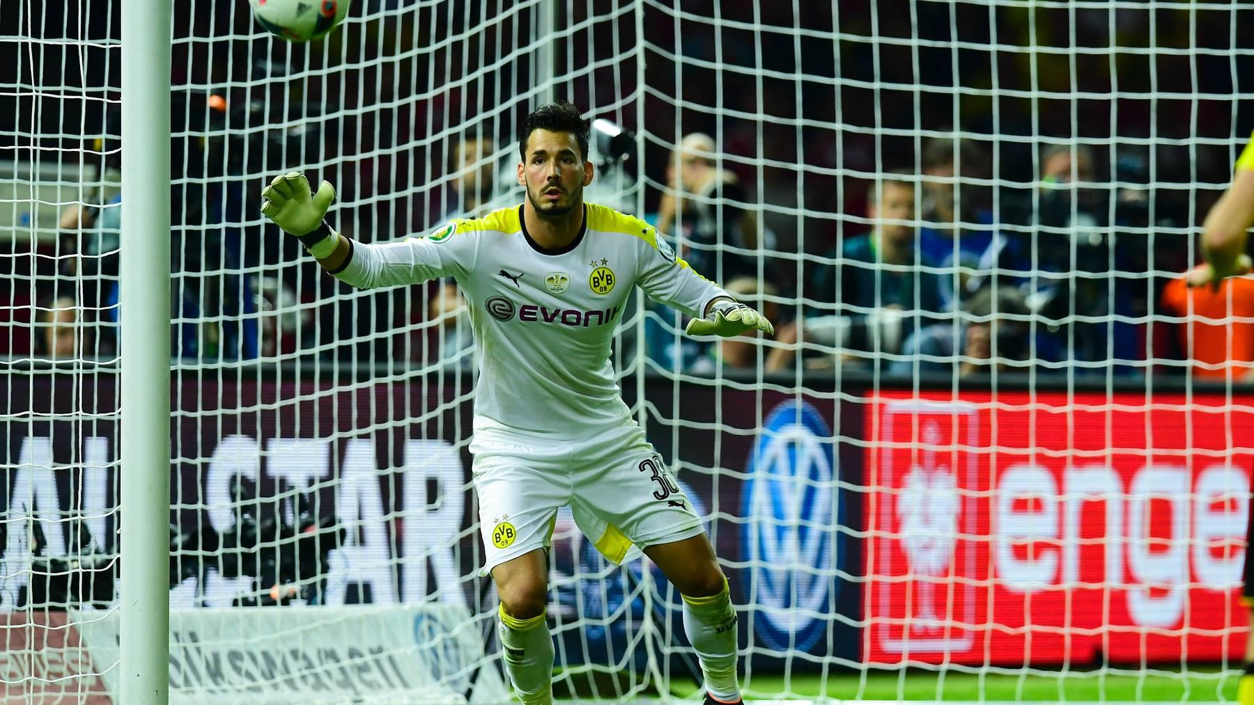 Mit Roman Bürki im Tor gegen Andorra