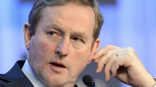 Der irische Premier Enda Kenny (Archiv)