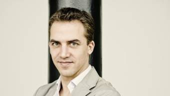 Der Pianist Benjamin Engeli aus Aarau engagiert sich in Brugg.