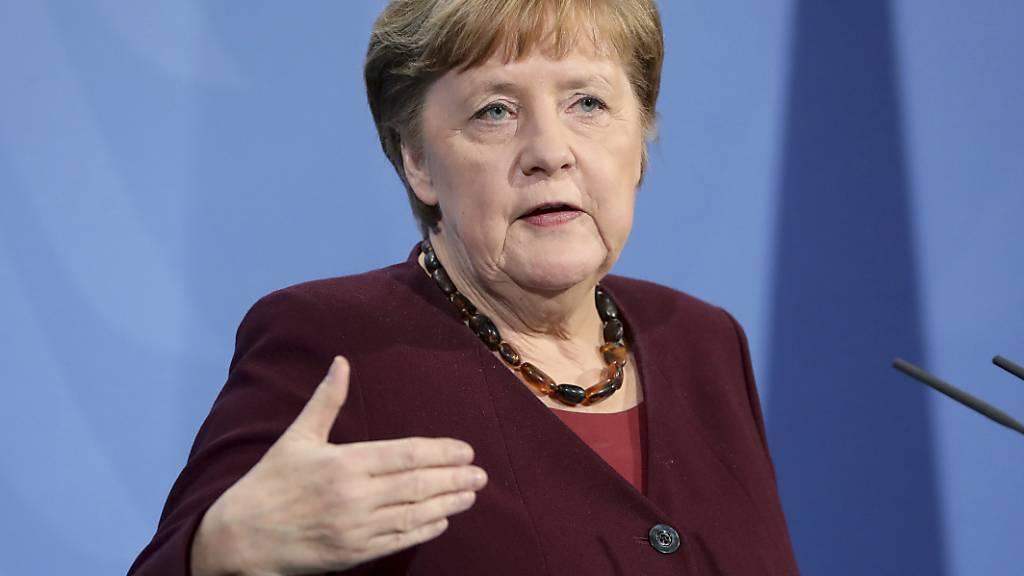 Deutschland nimmt Kurs auf Lockdown bis 18. April