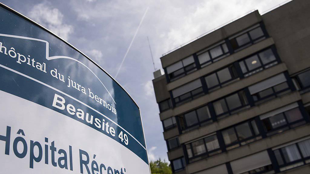 Bern fordert Prüfung weitere Optionen für Spital Moutier