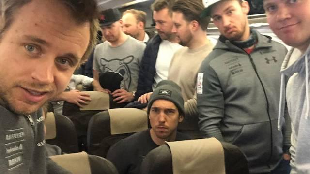 Flug annuliert - schaffen es Janka & Co an die Ski-WM?