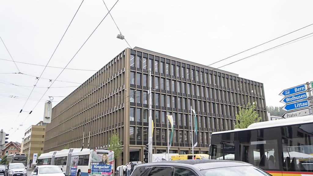 Steuererhöhung in der Stadt Kriens