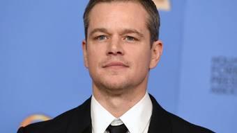 Matt Damon hat nach einer Lebenskrise ein Jahr lang pausiert. Das hat ihm nach eigenen Angaben gut getan. (Archiv)