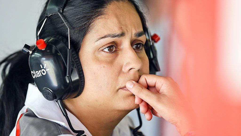 Ist nicht mehr Teamchefin bei Sauber: Monisha Kaltenborn